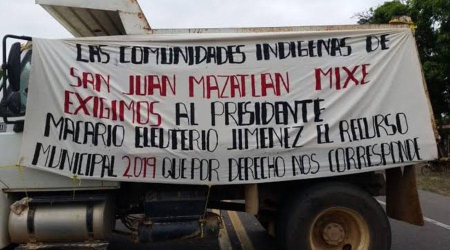 Podrían desaparecer poderes en San Juan Mazatlán, Mixe | El Imparcial de Oaxaca