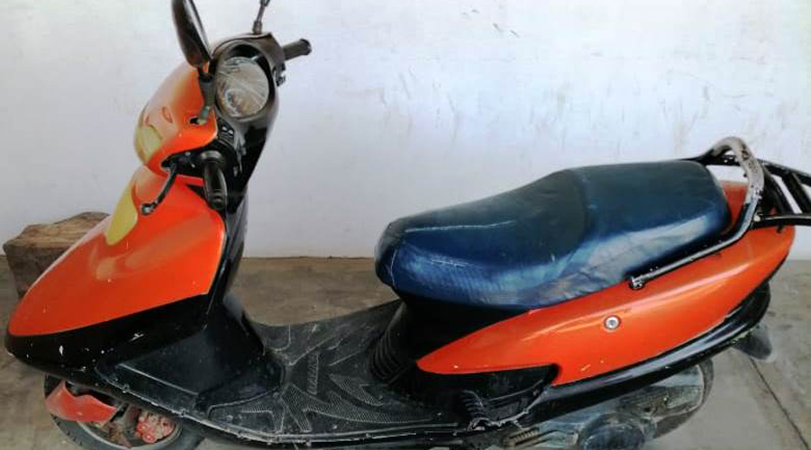 Recuperan moto robada en la Mixteca | El Imparcial de Oaxaca