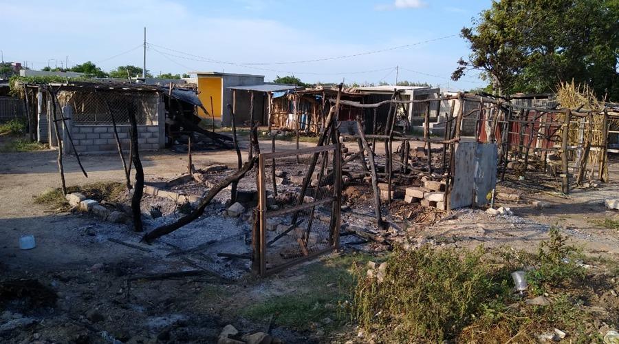 Se incendian sepulturas en el cementerio Domingo de Ramos en Juchitán | El Imparcial de Oaxaca