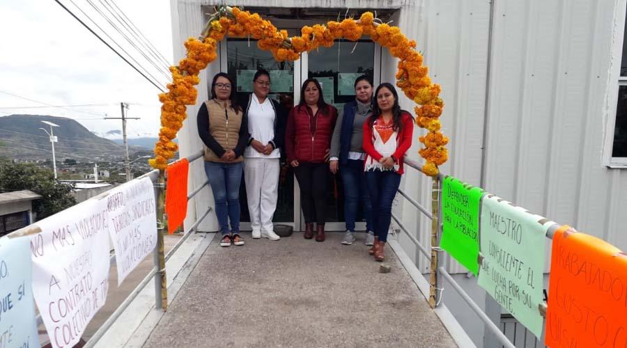 Realiza Cecyte de Huajuapan de León paro de actividades   El Imparcial de Oaxaca