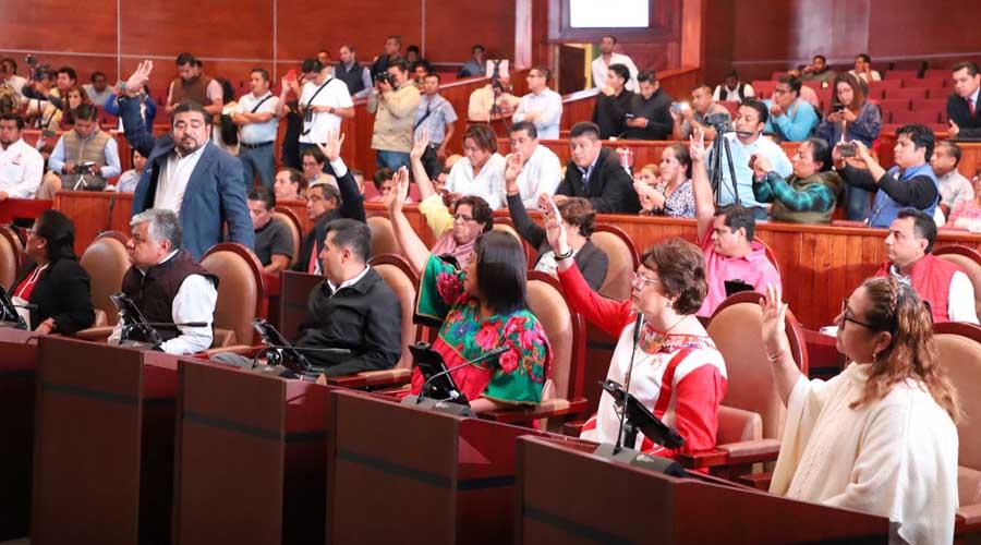 Congreso de Oaxaca aprueba deuda por 3,500 millones de pesos | El Imparcial de Oaxaca