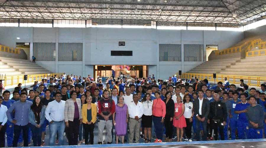 Se preparan para congreso deportivo | El Imparcial de Oaxaca