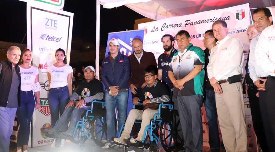 Fundación Telmex-Telcel dona 20 sillas de ruedas | El Imparcial de Oaxaca