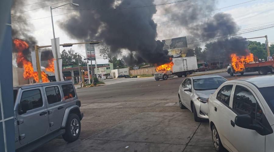 López Obrador habla sobre la balacera vivida hoy en Culiacán   El Imparcial de Oaxaca
