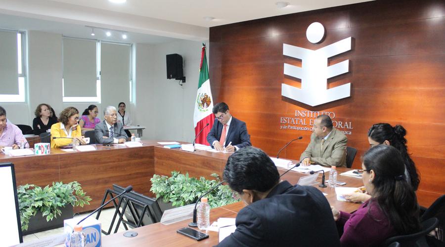 Pide IEEPCO garantizar seguridad en Xanica | El Imparcial de Oaxaca