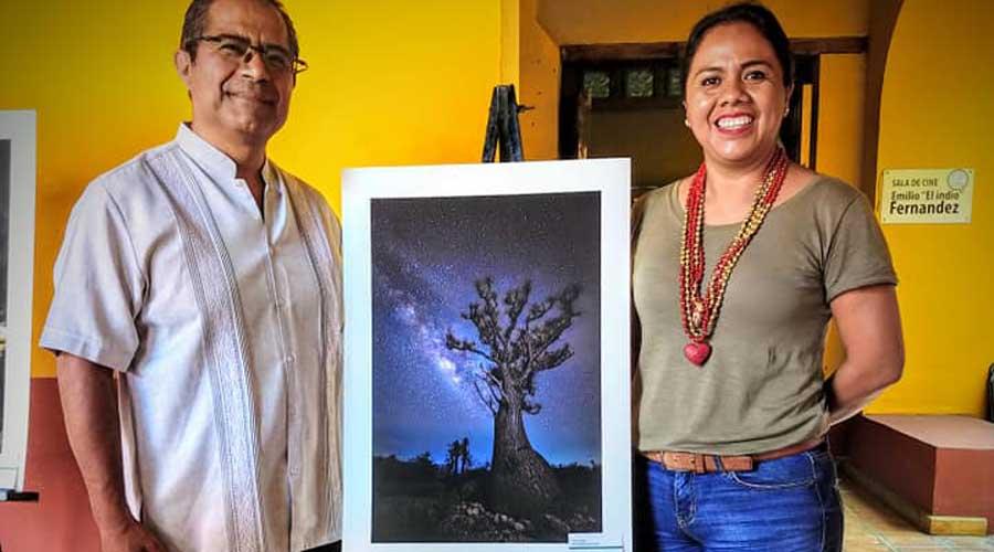 Premian a ganador de concurso de foto de la Reserva en Cuicatlán | El Imparcial de Oaxaca