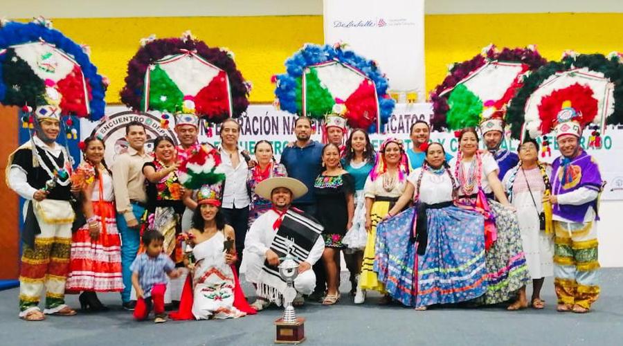 Oaxaca, presente en concurso de danza y baile folclórico   El Imparcial de Oaxaca