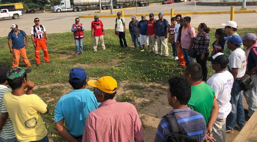 Inicia contratación de obreros para laborar en refinería | El Imparcial de Oaxaca