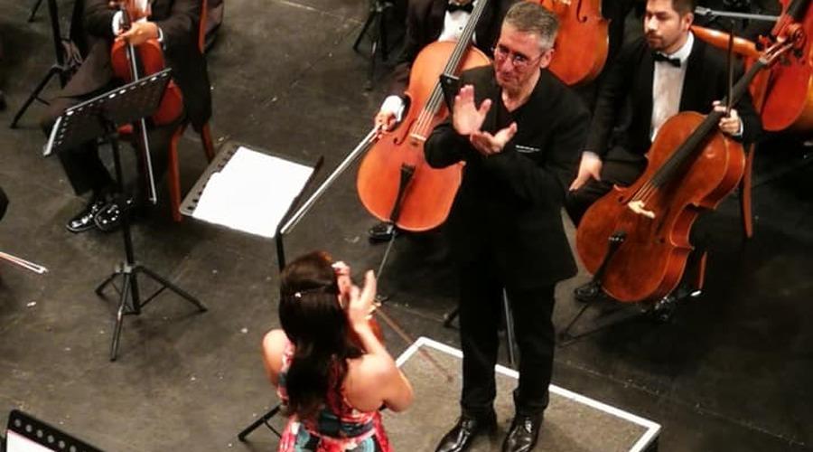 Sinfónica de Oaxaca inició temporada con Shari Mason y José Luis Castillo | El Imparcial de Oaxaca