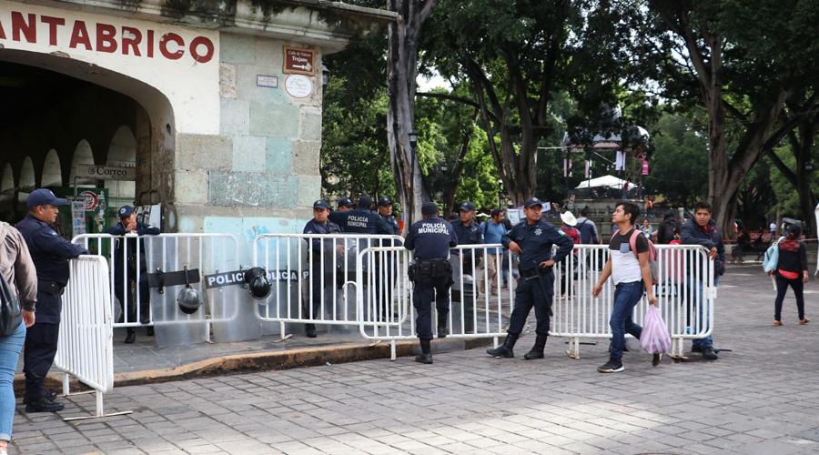 Avala Iniciativa Privada recuperar el Zócalo y la Alameda | El Imparcial de Oaxaca