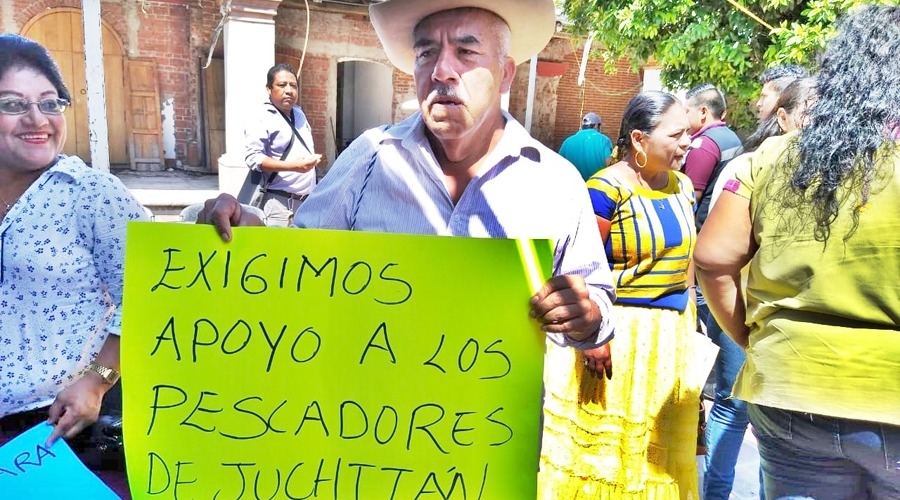 Agoniza la Laguna de Santa Teresa en el Istmo | El Imparcial de Oaxaca