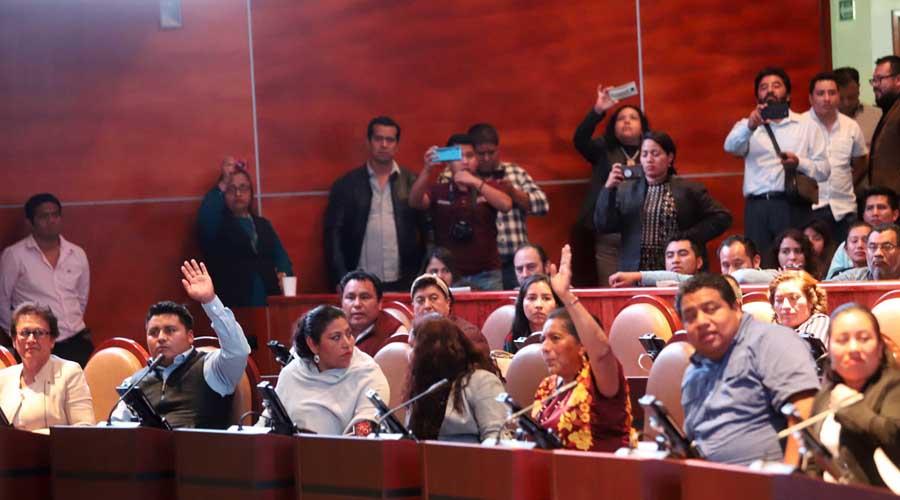 Oposición de papel, el valor de ser inmoral   El Imparcial de Oaxaca