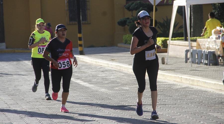 Celebran carrera con causa   El Imparcial de Oaxaca