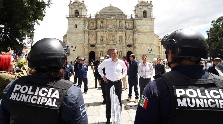 Inicia reordenamiento de comercio informal en Centro Histórico | El Imparcial de Oaxaca
