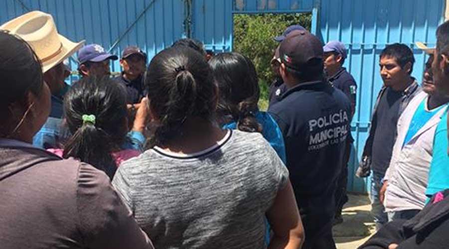 Denuncian a autoridades por imponer a la Sección 22 en Coicoyán de las Flores | El Imparcial de Oaxaca
