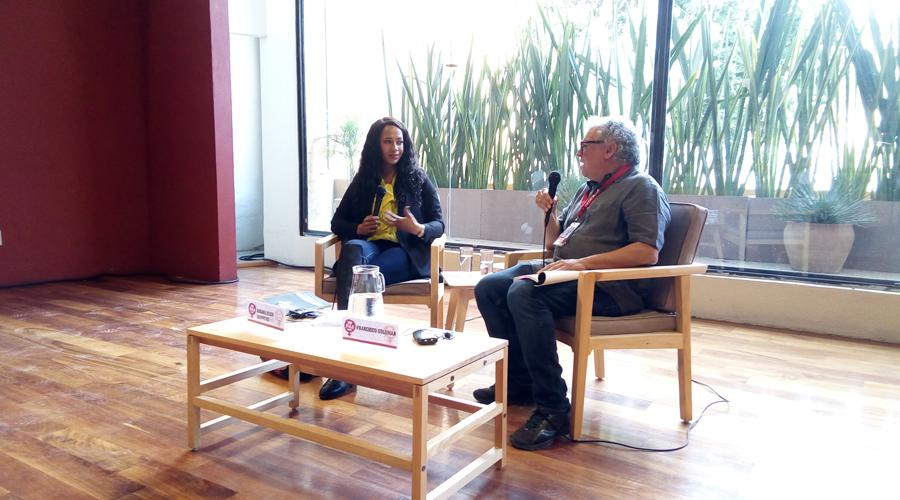 Rachel E. Griffiths habla de la poesía en la FILO 39 | El Imparcial de Oaxaca