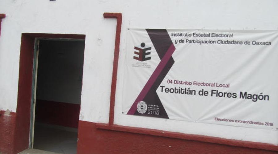 Piden no manchar elecciones en municipios de la zona Mazateca | El Imparcial de Oaxaca