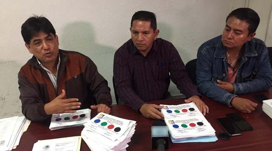 Impugnan triunfo de Ariel Luján en STEUABJO | El Imparcial de Oaxaca