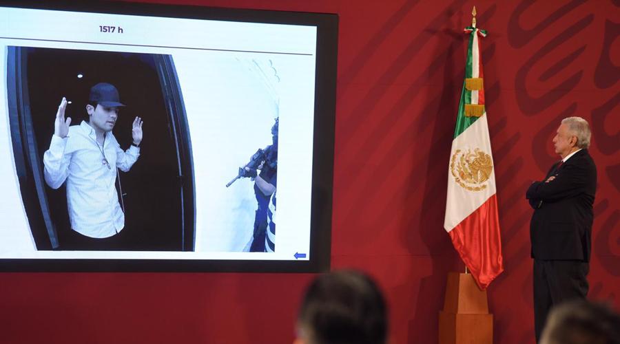 Así fue como se enteró AMLO del operativo en Culiacán contra Ovidio Guzmán | El Imparcial de Oaxaca