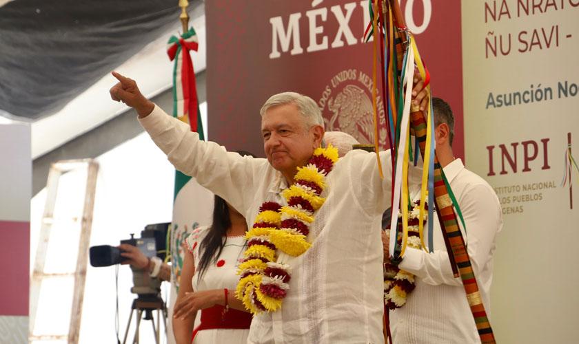 No somos dictadores, afirma AMLO | El Imparcial de Oaxaca