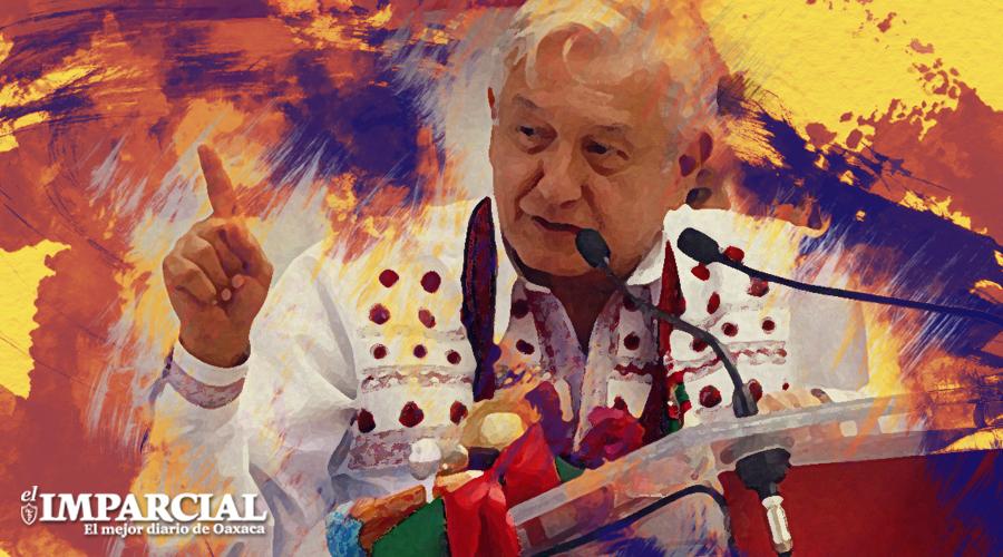 López Obrador refrenda rechazo al fracking en su plan energético | El Imparcial de Oaxaca