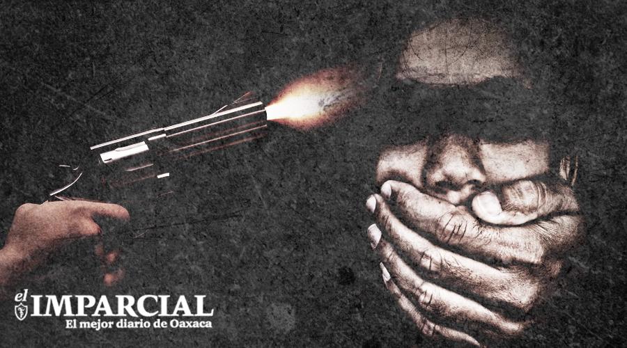 Manuel pasará 47 años en la cárcel por disparar y matar a una mujer | El Imparcial de Oaxaca