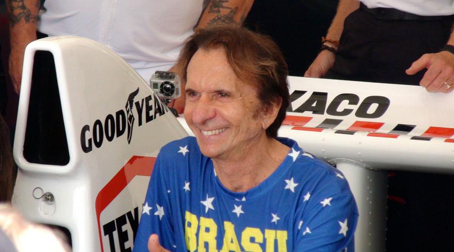 Emerson Fittipaldi en la Panamericana | El Imparcial de Oaxaca