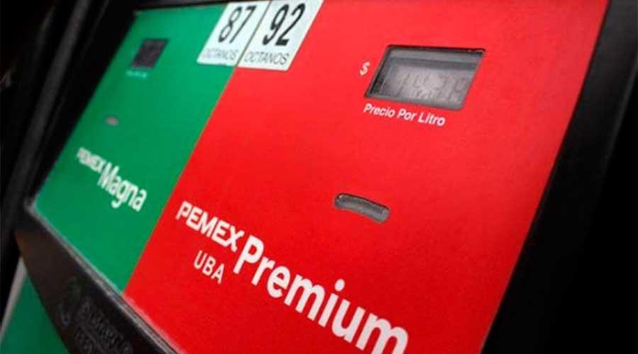 La gasolina Premium suma ya 14 semanas sin estímulo al IEPS   El Imparcial de Oaxaca