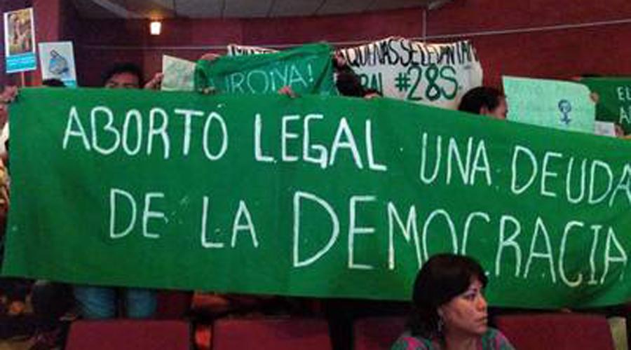 Ley de despenalización del aborto sigue sin publicarse | El Imparcial de Oaxaca
