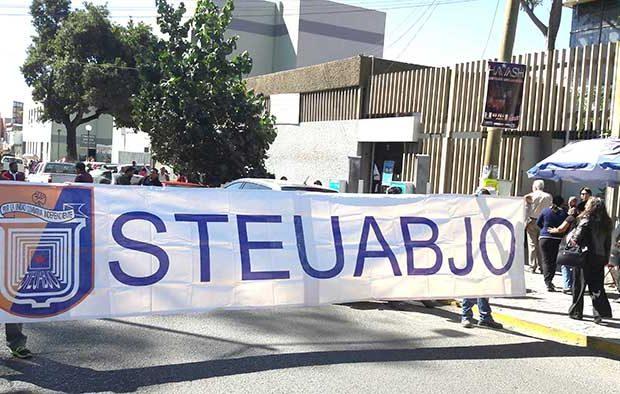 Exigen anular elección interna en STEUABJO | El Imparcial de Oaxaca