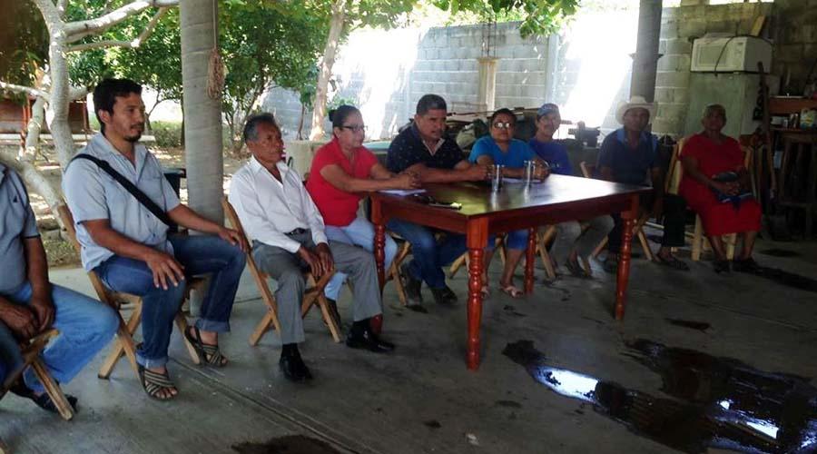 Tensión entre comuneros de Tagolaba por pugna interna | El Imparcial de Oaxaca