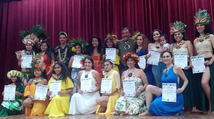 Ballet de Danzas Polinesias gana 1° y 2° lugar en Morelia | El Imparcial de Oaxaca