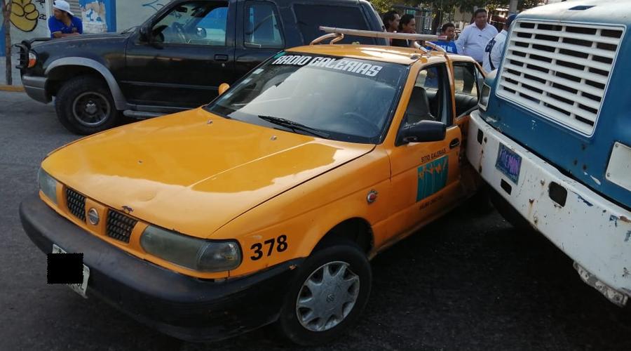 Exigen taxistas mayor seguridad | El Imparcial de Oaxaca