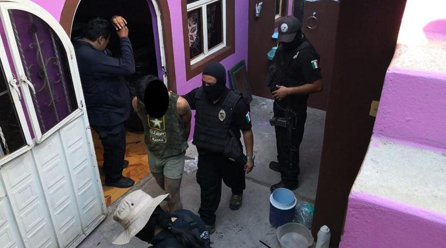 Cateo a narcotienda en San Blas Atempa   El Imparcial de Oaxaca