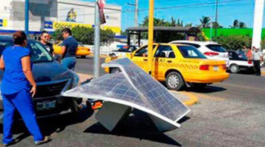 Urgen revisar el alumbrado público   El Imparcial de Oaxaca