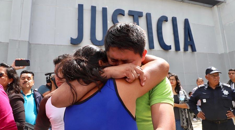 Familias de policías masacrados en Coatlán exigen justicia | El Imparcial de Oaxaca