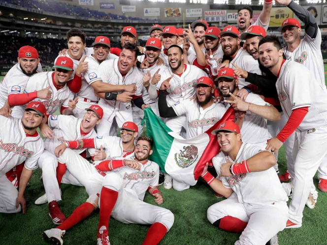 Felicita AMLO a selección de béisbol por pasar a Tokio 2020 | El Imparcial de Oaxaca