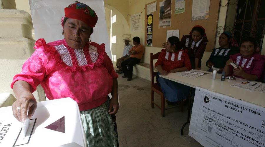 En Oaxaca, harán 350 elecciones en dos meses | El Imparcial de Oaxaca