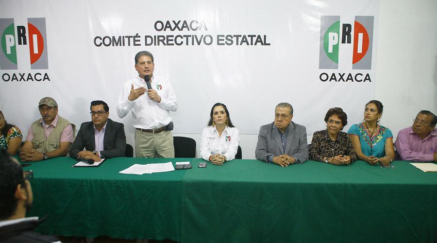 Primero reforma, luego recorte a partidos: PRI | El Imparcial de Oaxaca