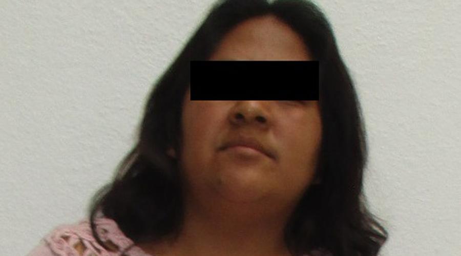 Cae una supuesta narcomenudista   El Imparcial de Oaxaca