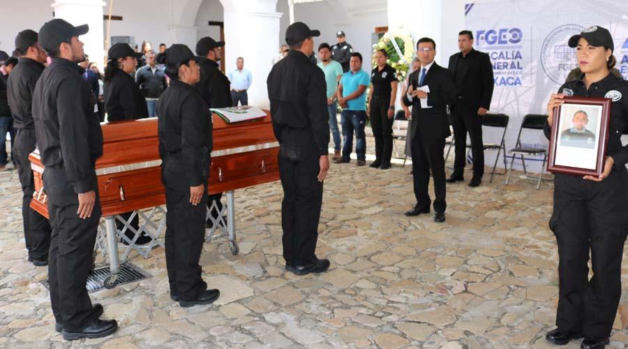 Sin pistas claras de los asesinos del comandante | El Imparcial de Oaxaca