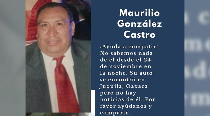 Desaparece cuando iba a  ver a la virgen de Juquila   El Imparcial de Oaxaca
