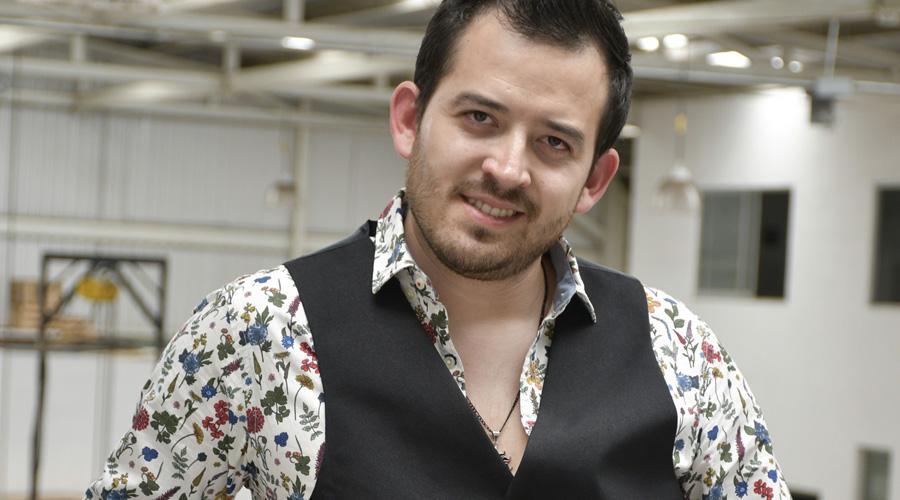 """Abex Treviño: """"deben de surgir nuevas figuras en la música""""   El Imparcial de Oaxaca"""