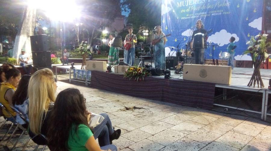 Inicia Encuentro Internacional de Mujeres Poetas   El Imparcial de Oaxaca