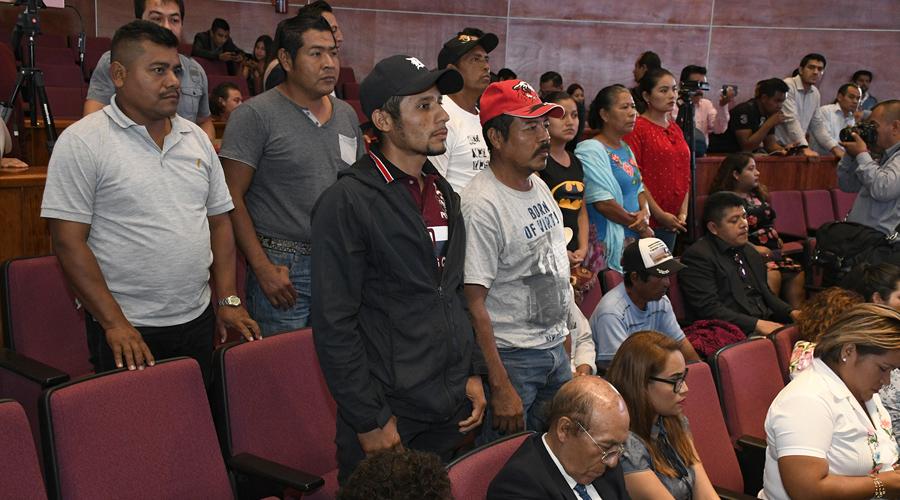 Avalan legisladores Concejo Municipal en San Dionisio del Mar | El Imparcial de Oaxaca