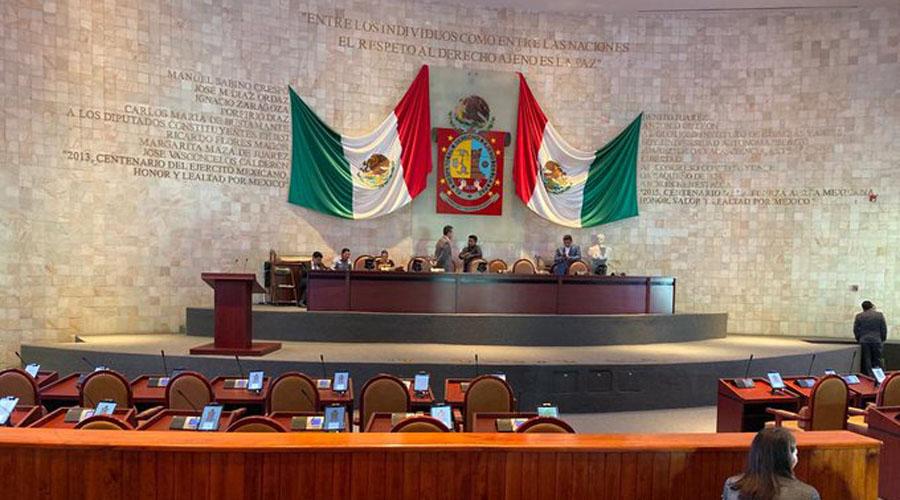 Cancelan sesión por falta de diputados   El Imparcial de Oaxaca