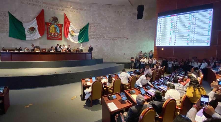 Diputados se duplican presupuesto en 2018 | El Imparcial de Oaxaca