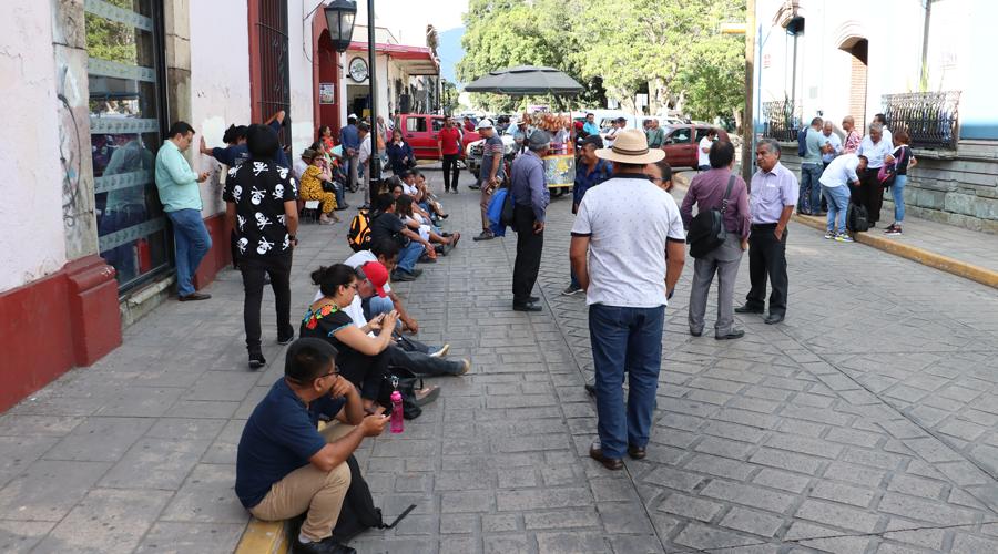 Sin partida IEEPO para vehículos que exige Sección 22 | El Imparcial de Oaxaca