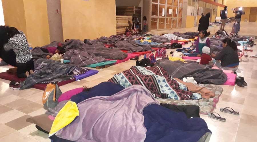 Podrán personas en situación de calle entrar en albergues de Huajuapan | El Imparcial de Oaxaca