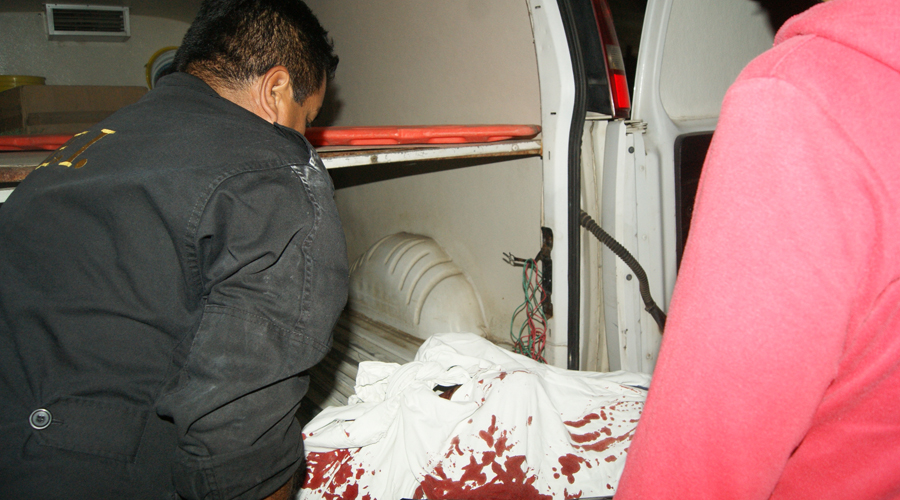 Asesinan a balazos a taxista en la Costa   El Imparcial de Oaxaca